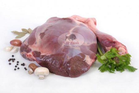 Suckling calf meat